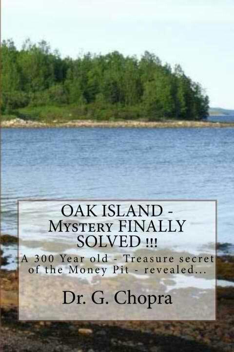 Oak Island Pit Solved