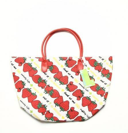 Geantă de plajă din pânză cu sac în interior (31/33/16 cm) Geanta de dama pret: 50 Lei