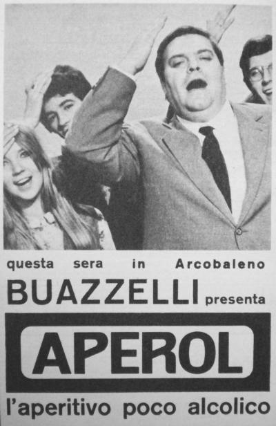 APEROL – Carosello -Italian vintage AD