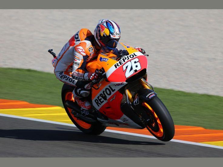 Honda Racing Moto Gp: Dani Pedrosa
