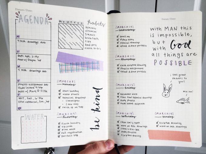 Bullet journals: η μανία με την οργάνωση της καθημερινότητας | Inside Story