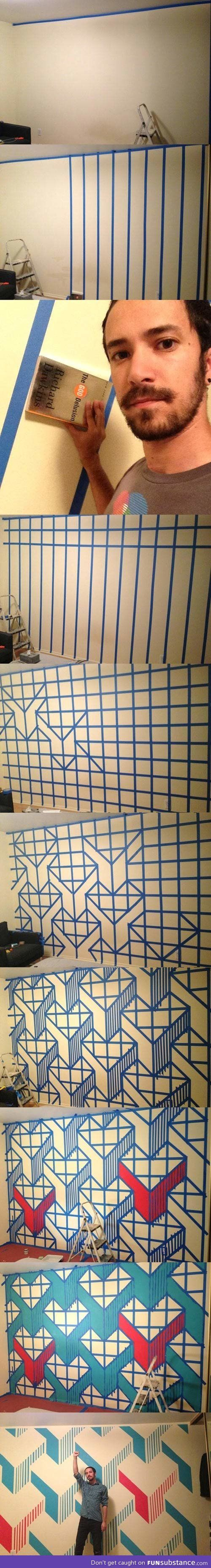 Awesome wall design