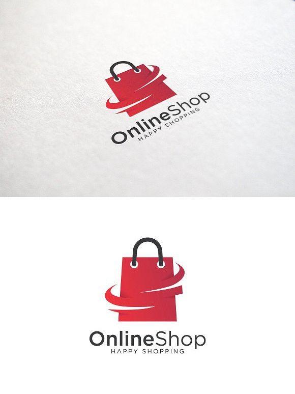Online Shop Logo