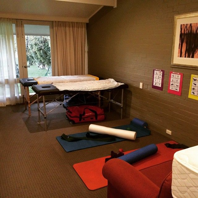 Unanderra Physiotherapy & Pilates: Illawarriors NSW Country State Champs - Physio room.