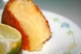 Sublime Lime Cake
