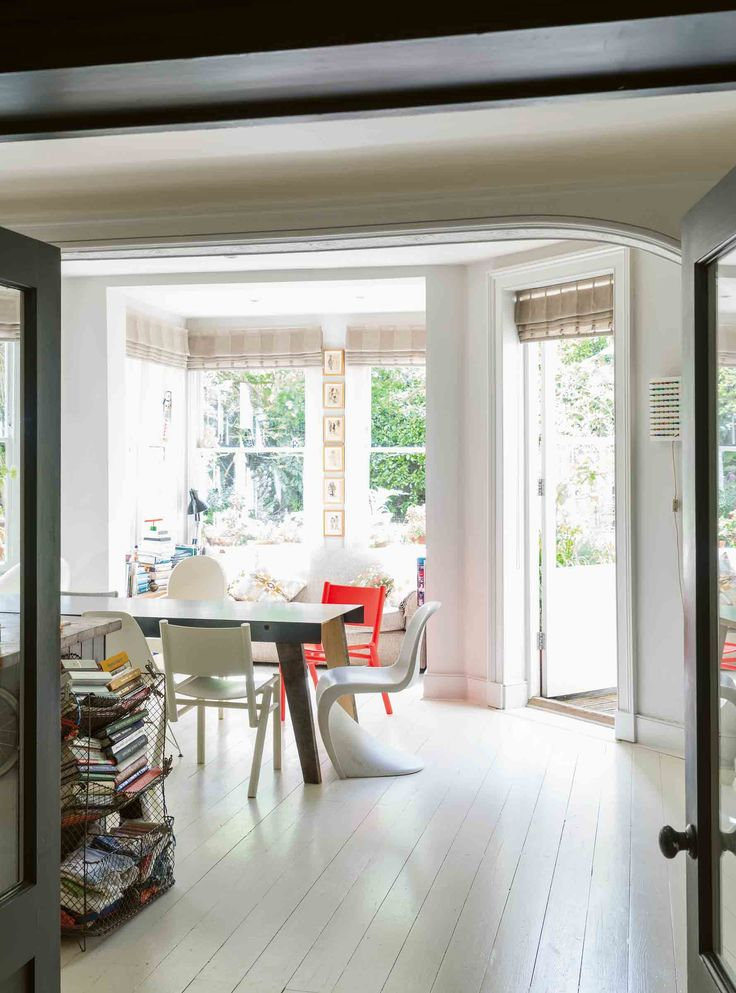 Transform Your Floors with These 6 Painting Tips - Maximize natural light…