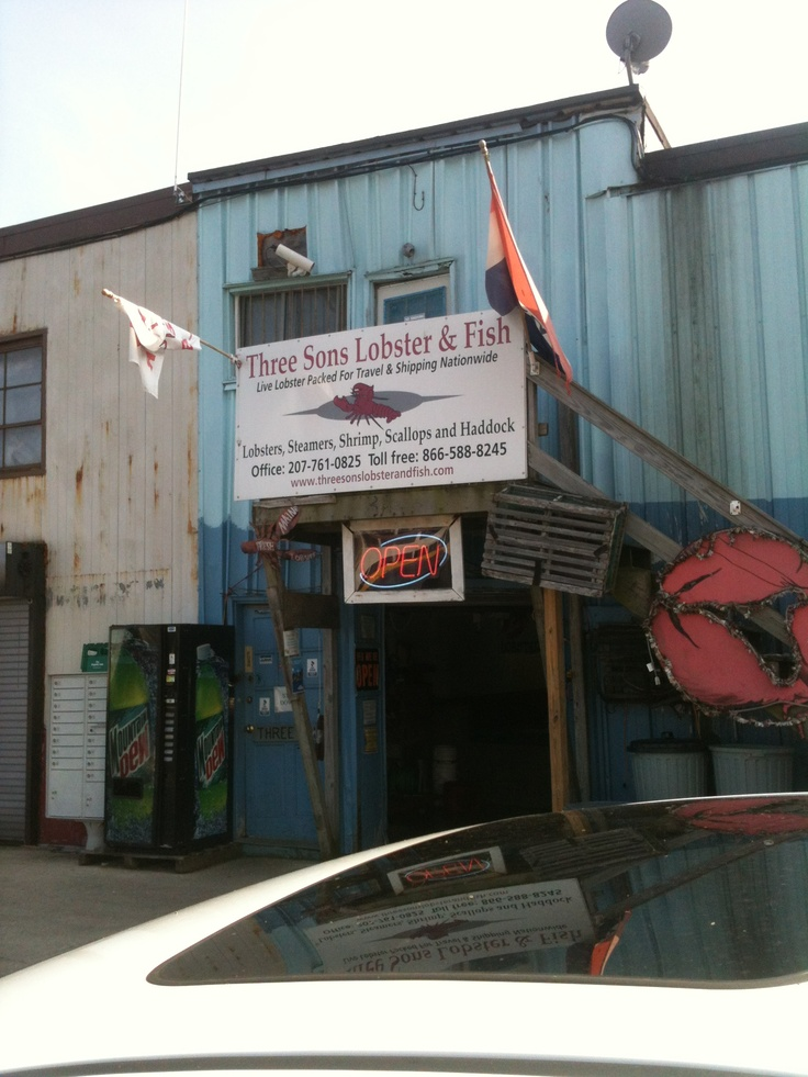 292 best images about ayuh i 39 m from maine on pinterest for Fish market portland maine