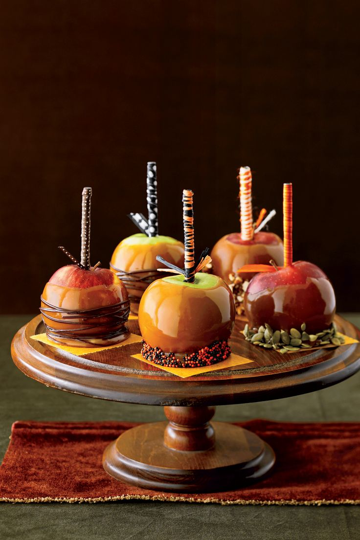 17 best images about halloween thanksgiving on pinterest for Caramel apple recipes for halloween