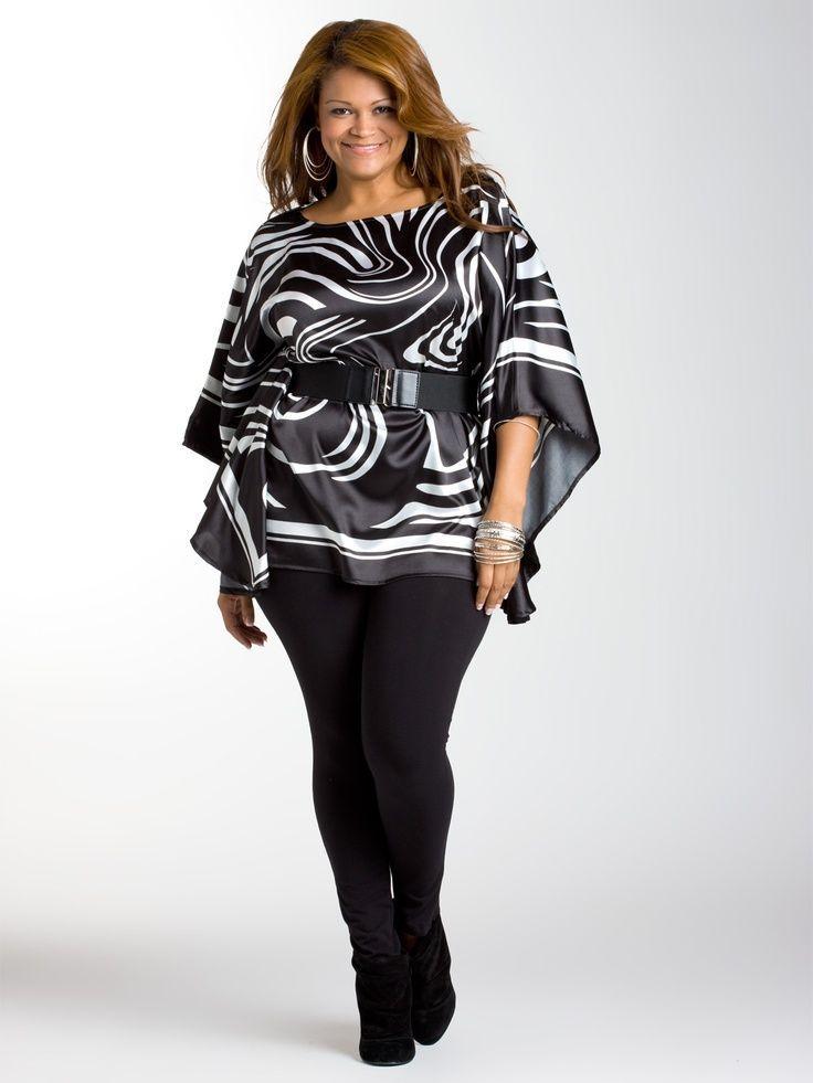 Ropa de gran tamaño para las mujeres | Cinco consejos sobre la creación de su talla especial Moda Armario | feroz