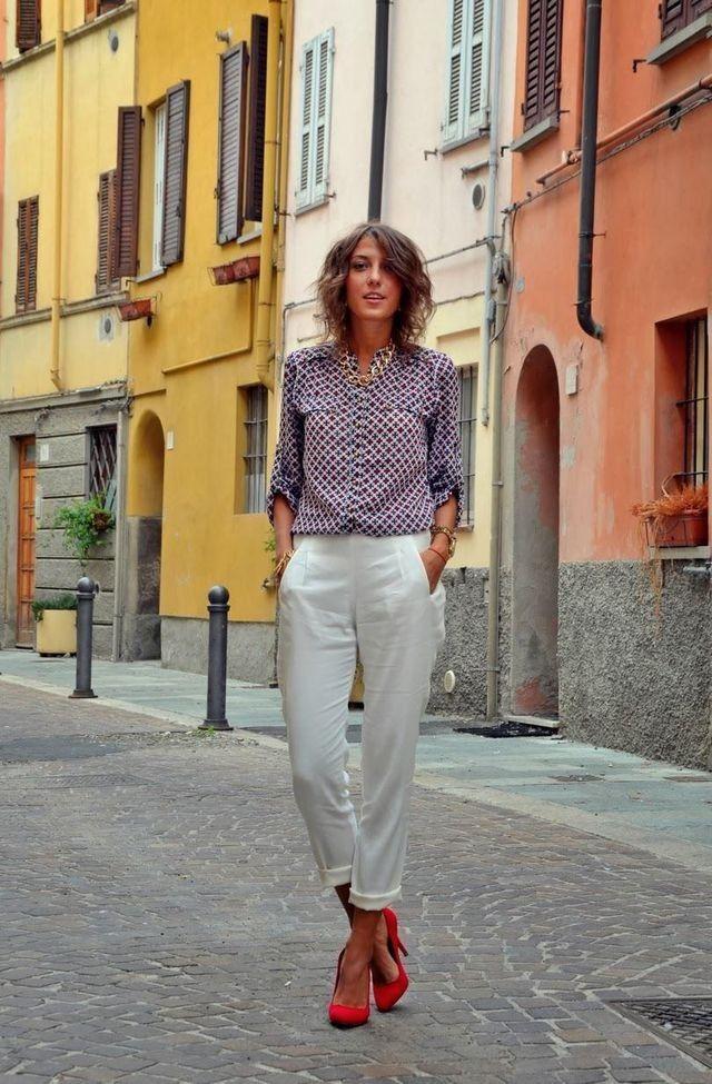 25 sommerliche Arbeitskleidung für Frauen