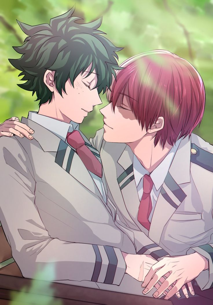 Love allows manami to power up a target by confessing her feelings for them. tododeku | Chibi wallpaper, Anime, Anime guys
