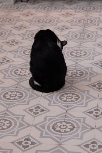 Tegels Castelo handgemaakte Portugese cement tegels  - uw-vloer.nl #tegelvloer #interieur