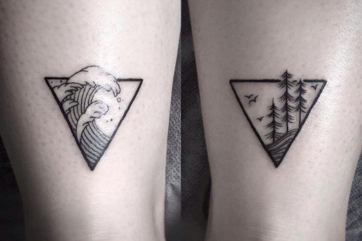Un peu de mal à vous décider sur votre prochain tatouage de globe-trotter ? On vous aide !