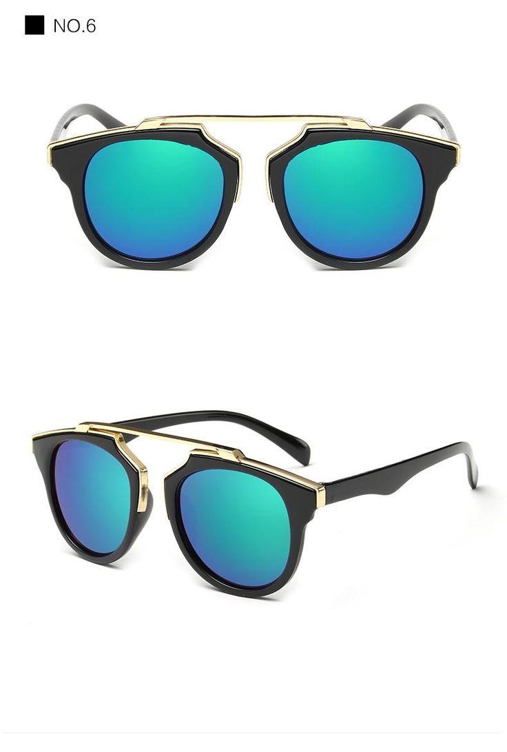 Glasses Oculo Sol Relogio Feminino Steampunk Marcas D CatEyes Lunette De Soleil Zonnebril #summer #fashion #style #sunglasses #eyewear #vibes