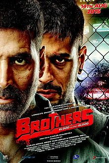 Directed by Karan Malhotra Produced by Hiroo Yash Johar Karan Johar Endemol India Starring 	Akshay Kumar Sidharth Malhotra Jacqueline Fernandez Jackie Shroff Music by Ajay-Atul Release dates14 August 2015 Brothers' worldwide business stands at 106 crores at the Box Office Bollywood Viral Feedback: Good For more details on this you can visit us at http://www.bollywoodviral.in/videos