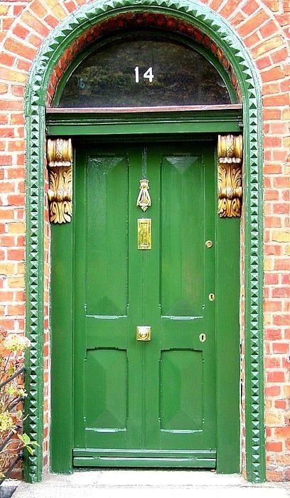 Door Nr. 14    Dublin, Ireland