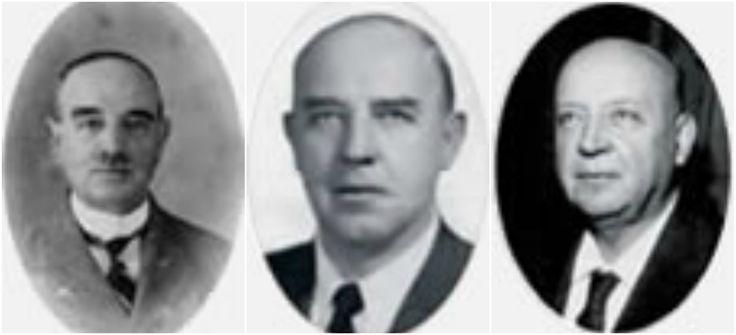 Alessandro, Eugênio & Lorenzo Lorenzetti.