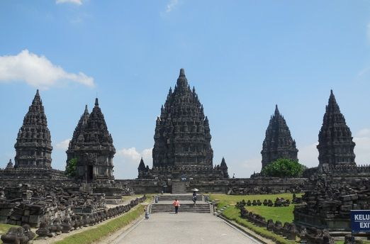 Prambanan Temple: This ninth-century Hindu temple compound is the largest Hindu temple in Indonesia and one of the large...