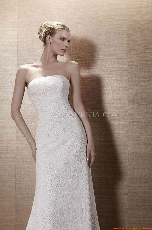 Robe de mariée Pronuptia Paris Blanche 2013