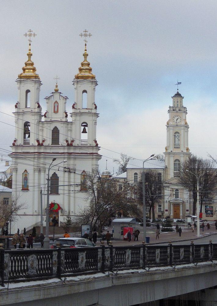 Витебск. Церковь Михаила Архангела