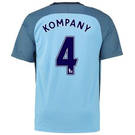 Seconda Maglia Manchester United Vincent Kompany