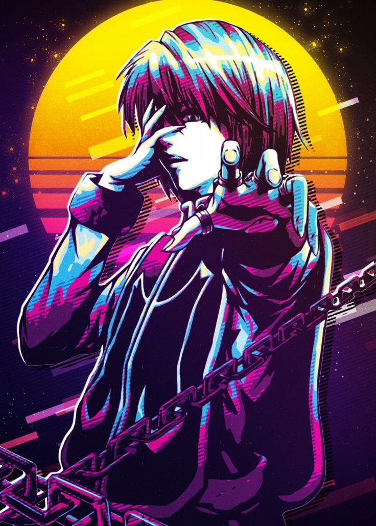 anime wall posters amazon