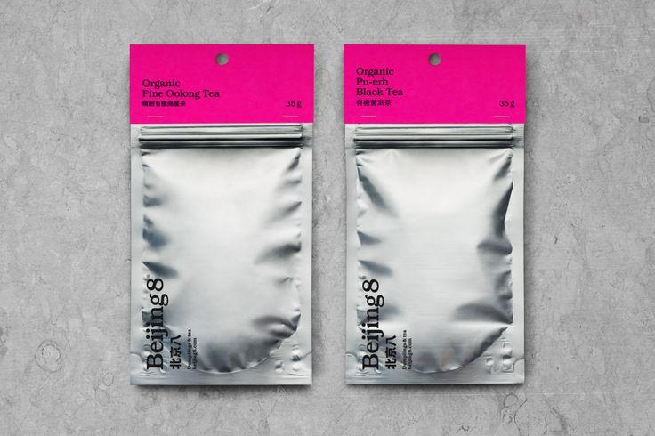 Beijing8 - Visuell identitet Om Beijing8 - Beijing8 är ett te- och dumplingskoncept som för in en bit av det moderna Kina till Sverige. Det finns idag sju restauranger i två länder, och shop in shop hos de stora matkedjorna. OM projektet - Ett projekt som omfattar allt från logotyp och inredningsstil till förpackningar och …