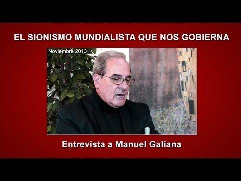 Caminante: El Sionismo mundialista que nos Gobierna - Manuel ...