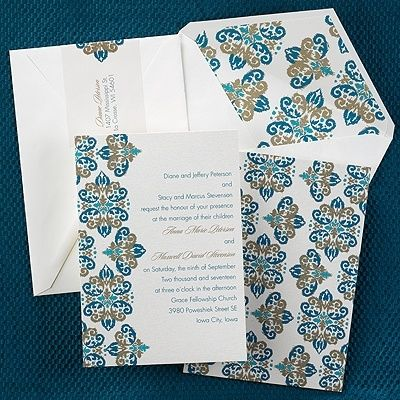 Our lady of lourdes miami wedding invitations