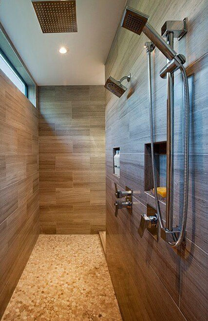 Stunning Double Bathroom Showers That All Couples Will Love