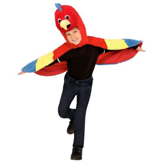 Papegaai kostuum voor peuters