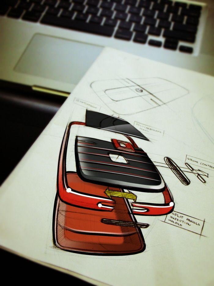 Sketches 2012 by Roshan Hakkim at Coroflot.com
