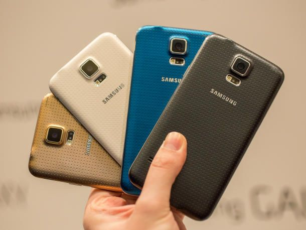 T-Mobile Samsung Galaxy S5 pre-orders begin March 24, $0 down with 24 monthly equal payments