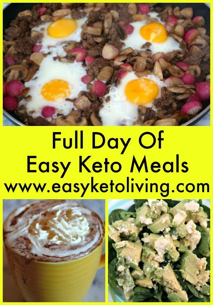 day in the life of a ketogenic diet