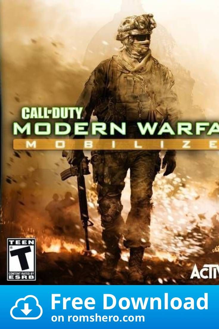 Download Call Of Duty Modern Warfare Mobilized Us Suxxors