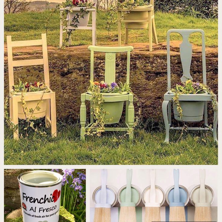 frenchic chalk paint new outdoor garden exterior range al fresco furniture sheds more 750ml tin shabby chic contemporary eco friendly