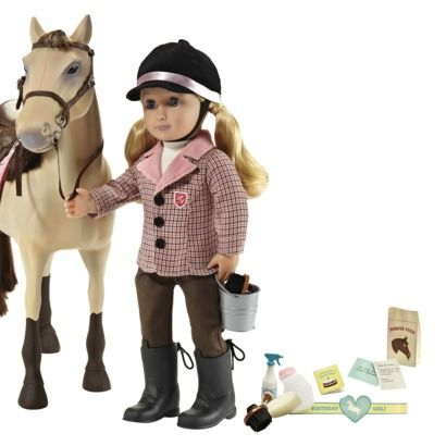 A Gift For The Little Equestrian Kids Toys Our