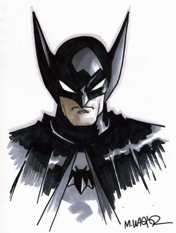 Golden Age Batman - Matt Wagner