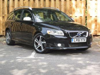 Used Cars – 2011 Volvo V50 D3 R-Design BLACK SAPPHIRE Diesel Engine Transmission Automatic