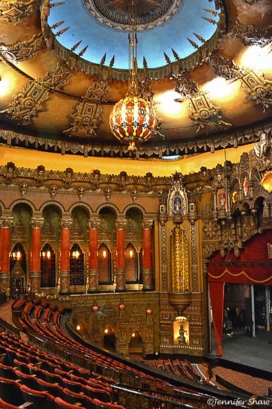 Fox Theater, St. Louis, MO -- One of the most beautiful theaters. I remember going to see several movies there with my parents.