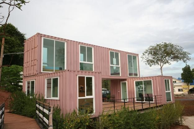 container homes | The Container House