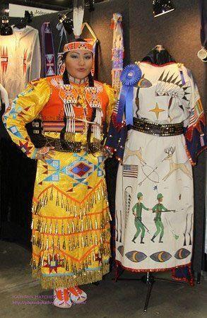 Lauren Good Day Giago(Arikara, Hidatsa, Blackfeet, Cree)