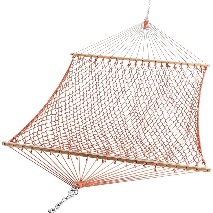 89 best interior exterior images on pinterest for Rope hammock plans