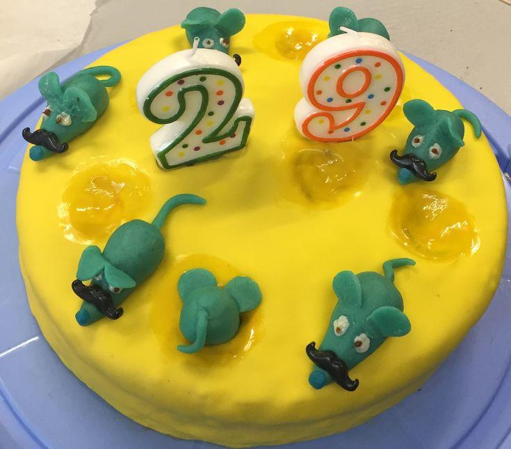 Torte Käse Mäuse