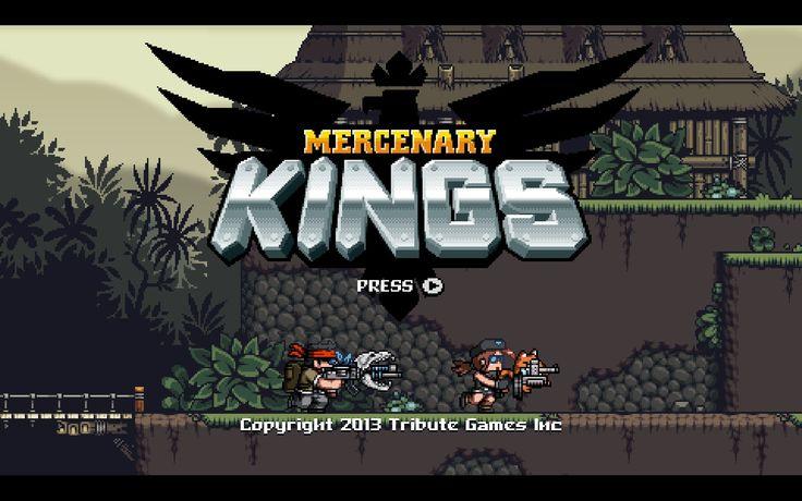 mercenary kings menu - Google Search