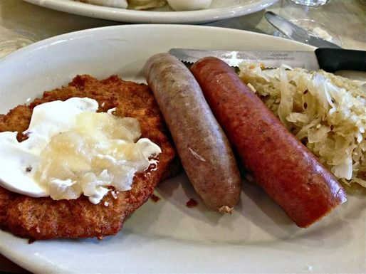 Mabenka Restaurant & Banquets in south suburban Burbank, a bustling Polish and Lithuanian diner serving its whole, heaping, heartwarming menu morning through night.
