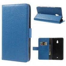 Funda Nokia Lumia 1320 Book Cartera Azul Claro  € 11,99