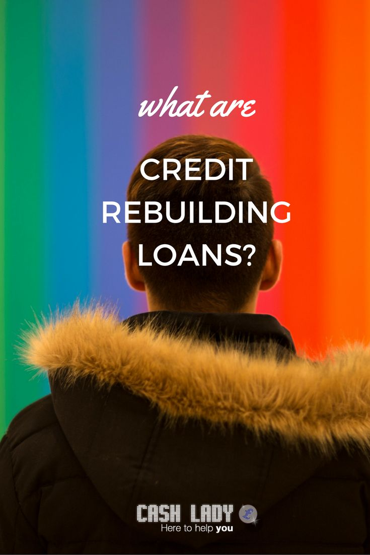 Credit rebuilding loans, sometimes known as bad credit loans, are aimed at people with a poor credit rating. They are typically offered by non-mainstream lenders. These are licenced lenders, not banks or building societies. Read on for more information.