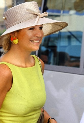 Princess Máxima, November 3, 2011