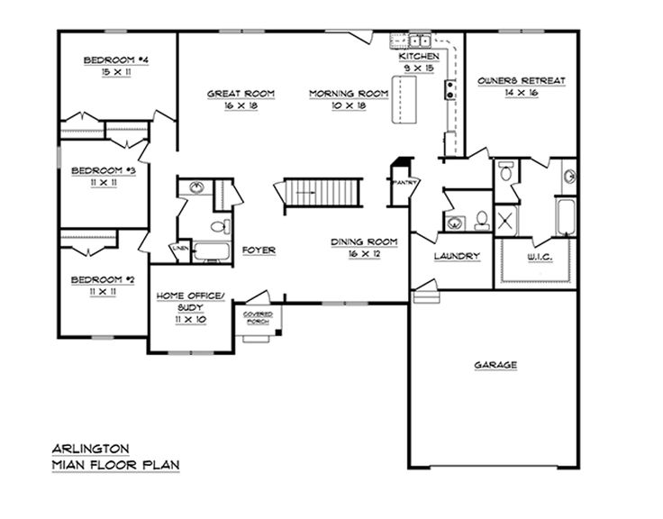 15 best First Home Floor Plan images on Pinterest